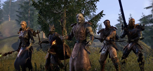 The Elder Scrolls Online: Tamriel Unlimited for