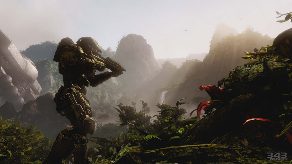Halo The Master Chief Collection Review Xbox One