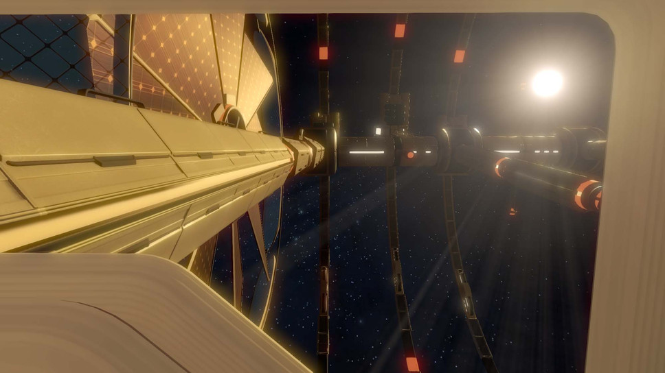 Tacoma weaves a curious space mystery