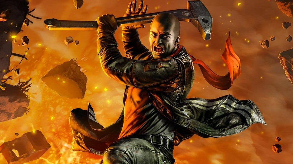 Red Faction: Guerrilla Re-Mars-tered Switch Review
