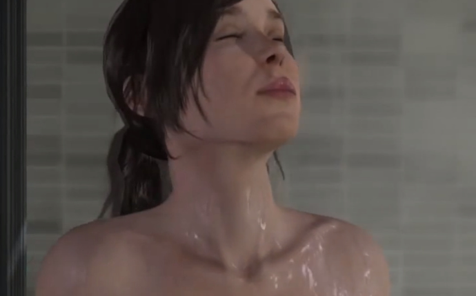 Beyond two souls shower hack