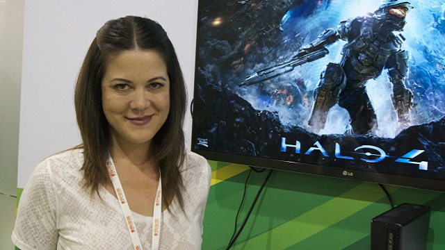 343 Industries' Kiki Wolfkill on Halo 4