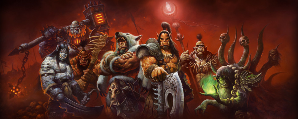 Win a World of Warcraft: Warlords of Draenor beta invite