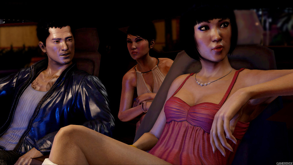 Sleeping Dogs hands-on