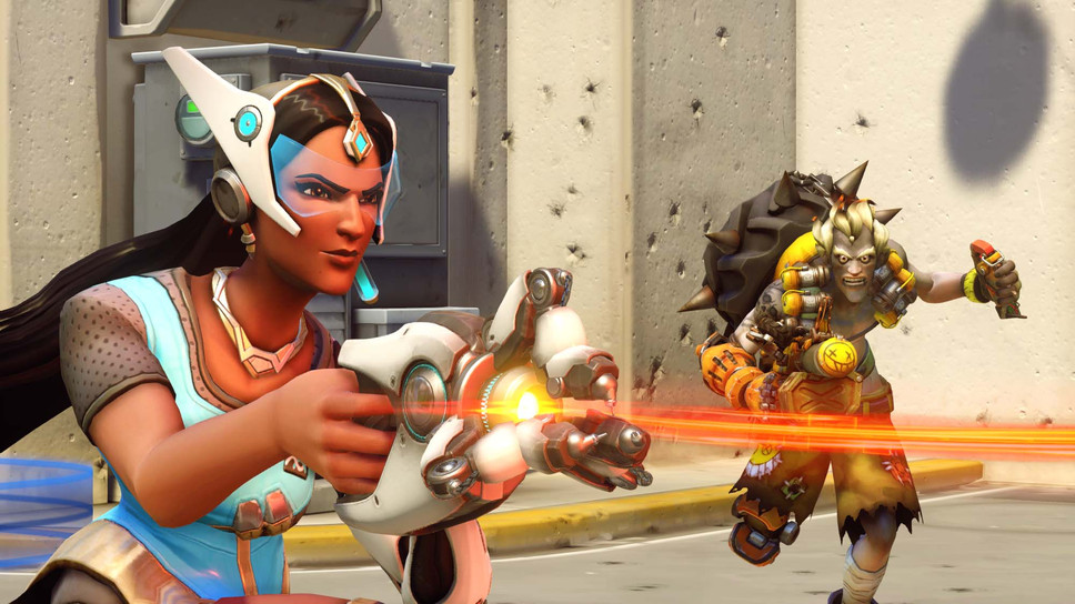 Overwatch console hands-on