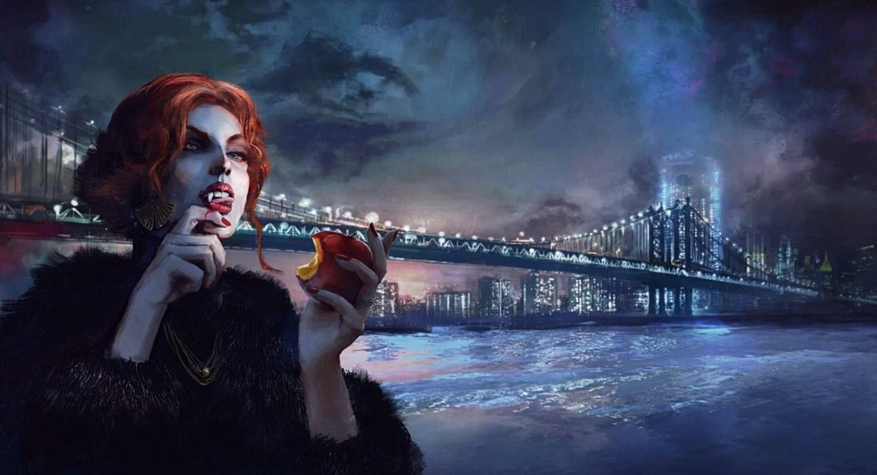 Vampire: The Masquerade - Coteries of New York Review