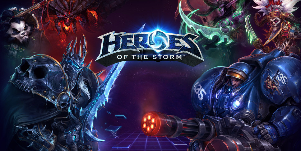 Heroes of the Storm ANZ beta key giveaway