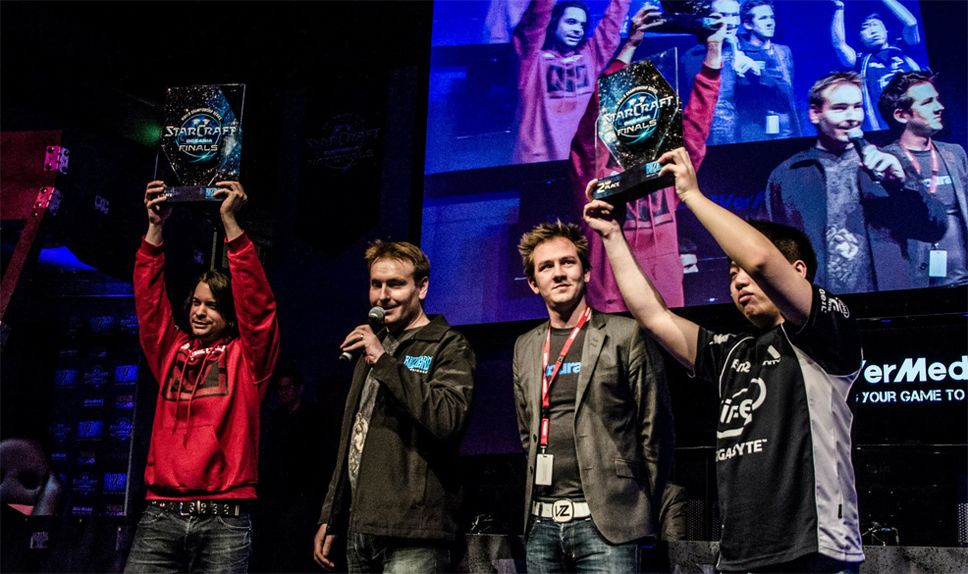 Good Game: the BWC, and the rise of eSports