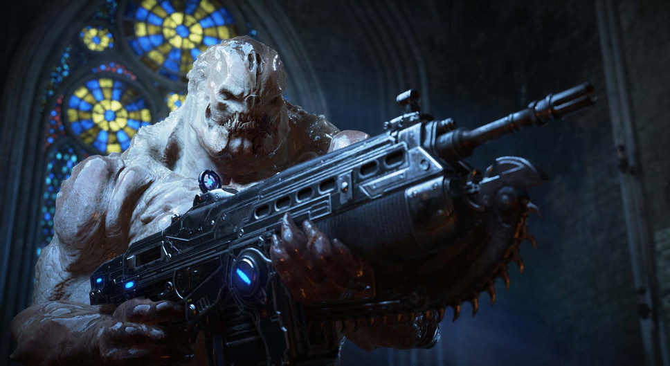 Beautiful Reclamation: How The Coalition built Gears of War 4