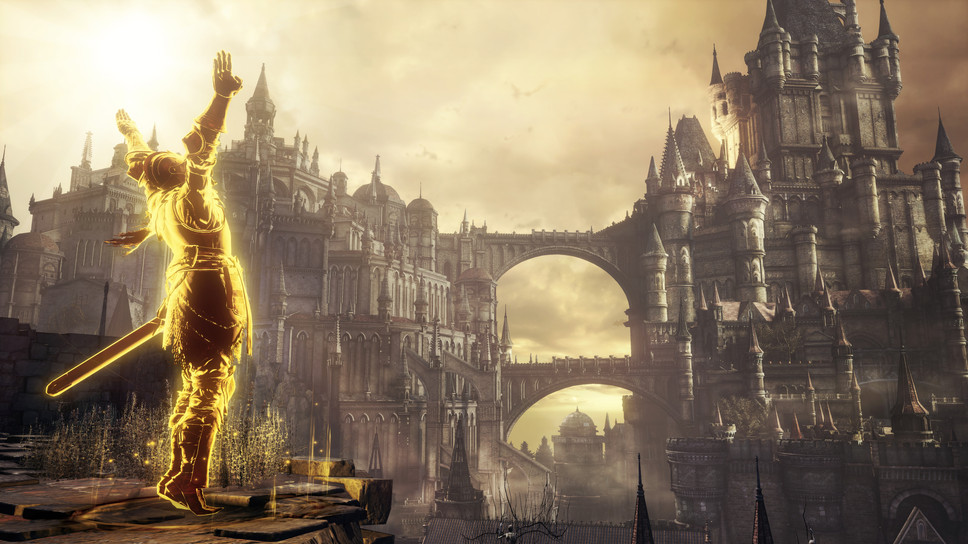Dark Souls III hands-on preview