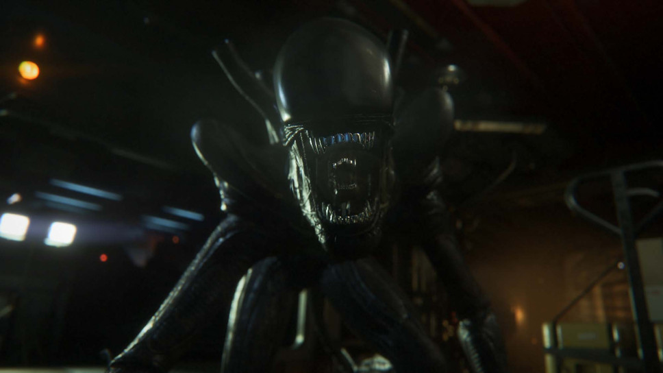 Alien: Isolation hands-on