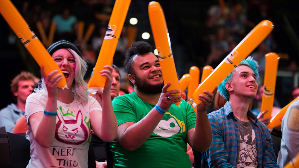 Who do we cheer for in the Overwatch League?
