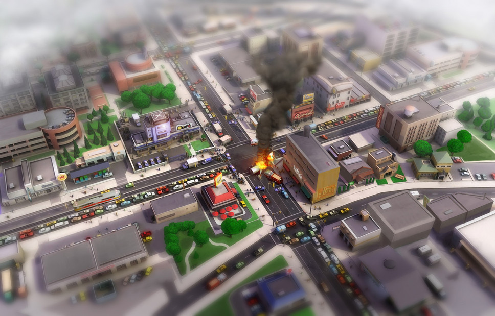 SimCity preview