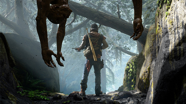 Post-apocalypse biker tale Days Gone pushed to 2019