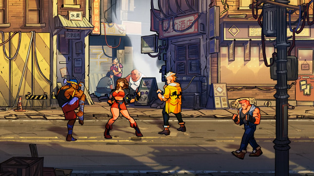 After 25 years we're getting a new Streets of Rage