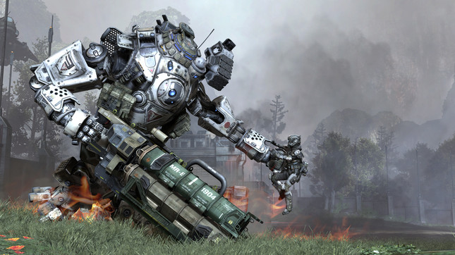 Despite Apex success, Respawn isn't done with Titanfall