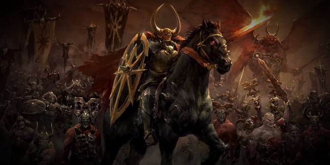 Total War: Warhammer's Chaos DLC free for the first week