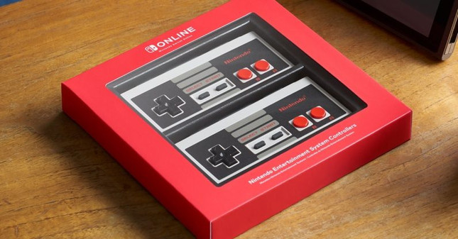 The NES Nintendo Switch controllers look great but...
