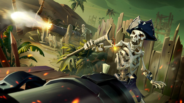 Rare lays out Sea of Thieves update plans