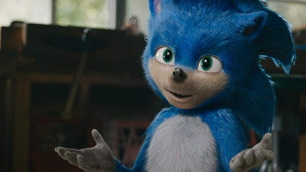Sonic movie delayed for character redesigns