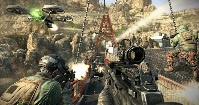 Call of Duty: Black Ops II still has 12m monthly players