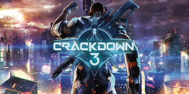Crackdown 3 pushed to early 2019