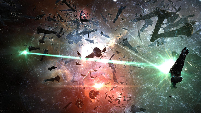 EVE Online is about to see its biggest battle ever