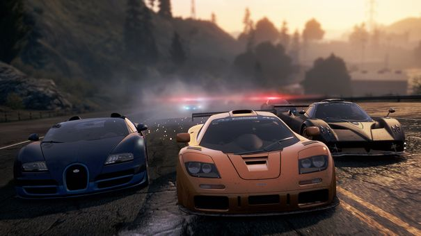 NFS Most Wanted on the Wii U to feature co-driver mode, extra cars