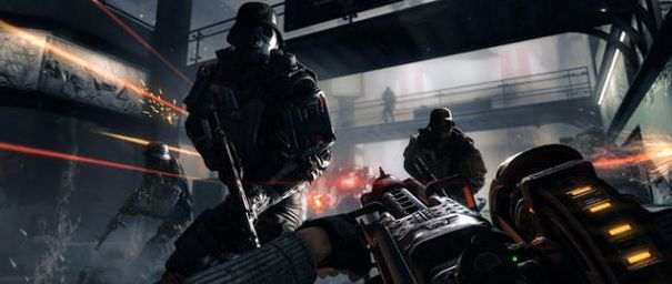 Wolfenstein: The New Order announced by Bethesda