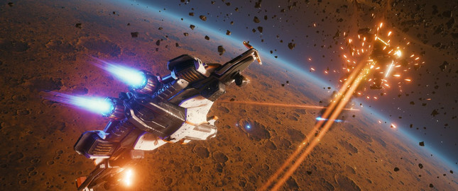 """Everspace dev: influencers """"just shit at playing the game"""""""