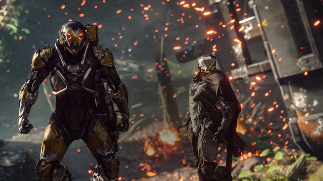 BioWare details Anthem's 90 day roadmap for 'Act 1'