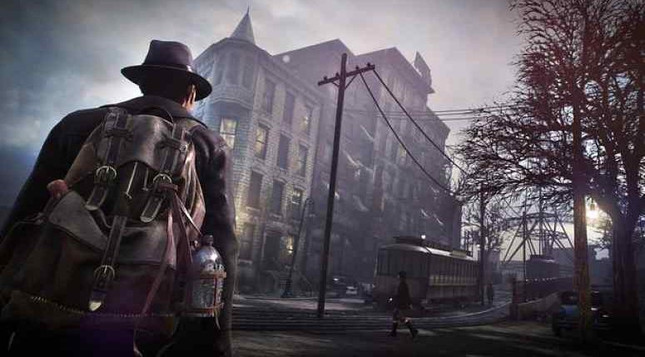 The Sinking City gets a creepy new gameplay trailer