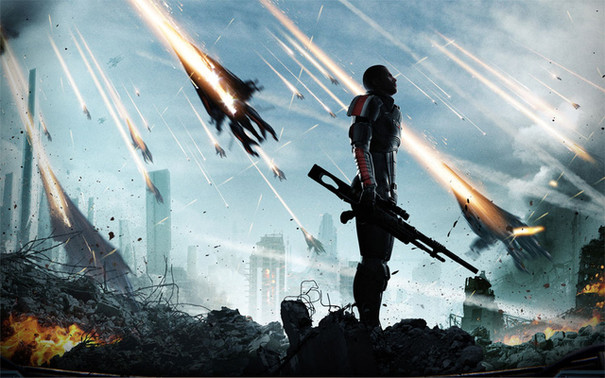 Mass Effect 2 writer outlines alternate endings for the series