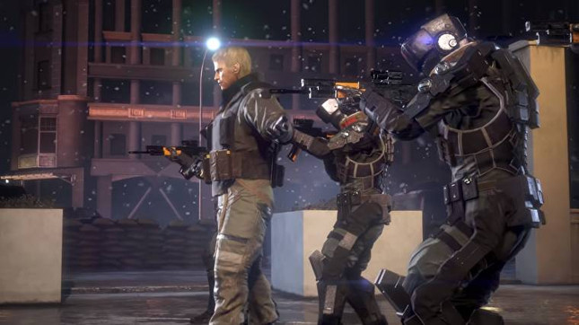 Square Enix blocks streaming of Left Alive in Japan