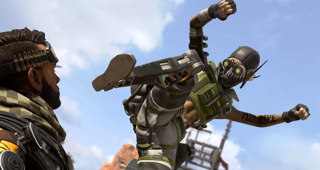 Apex Legends' first season kicks off with new character