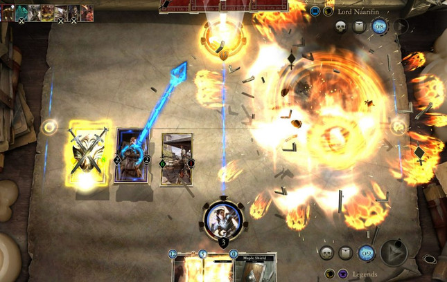 Bethesda drops The Elder Scrolls: Legends dev Dire Wolf
