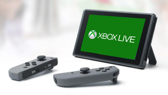 Xbox Live is coming to Switch, Android & iOS