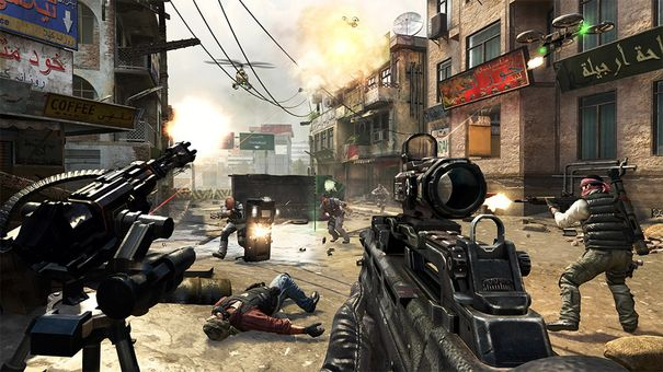 Black Ops II getting cosmetic microtransactions tomorrow