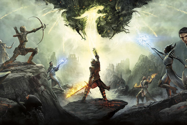 Bioware is teasing something Dragon Age