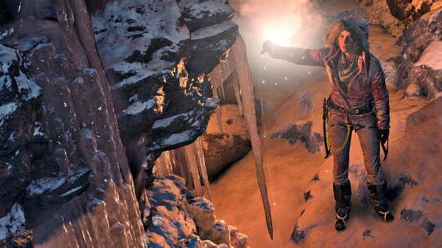 Rise of the Tomb Raider puzzles harder than forebear