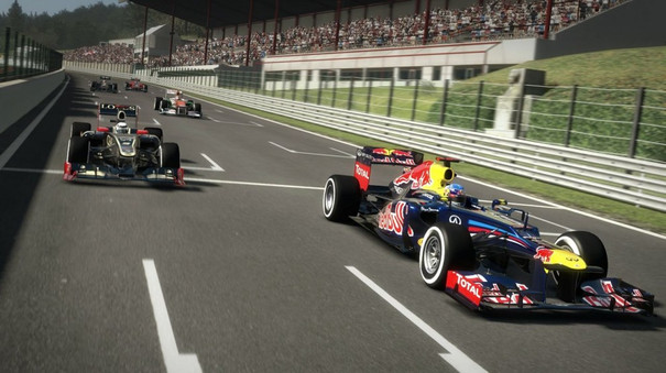 F1 2013 to feature classic game mode - Gameplanet Australia