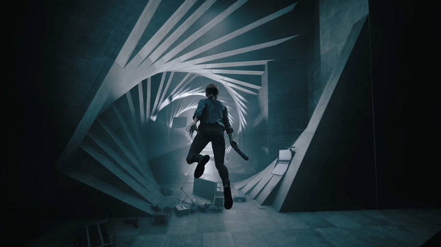 Watch The Opening Minutes of Remedy's Control