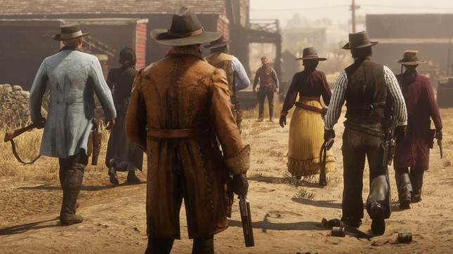 More Red Dead Online details revealed