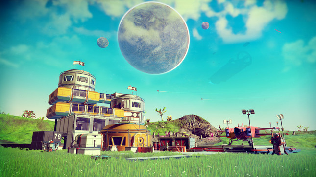 Hello Games breaks silence, releases No Man's Sky patch