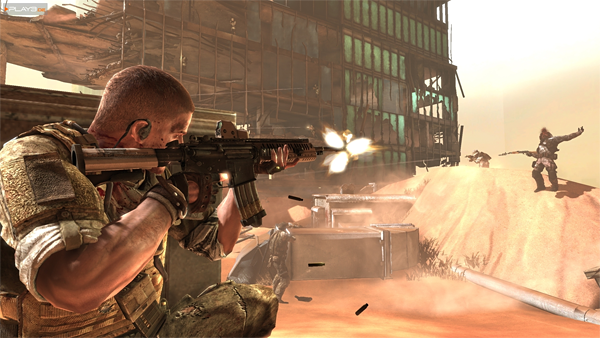 Spec Ops: The Line writer wants fewer violent games