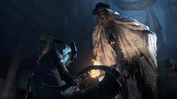 Bloodborne gets a new trailer and a release date