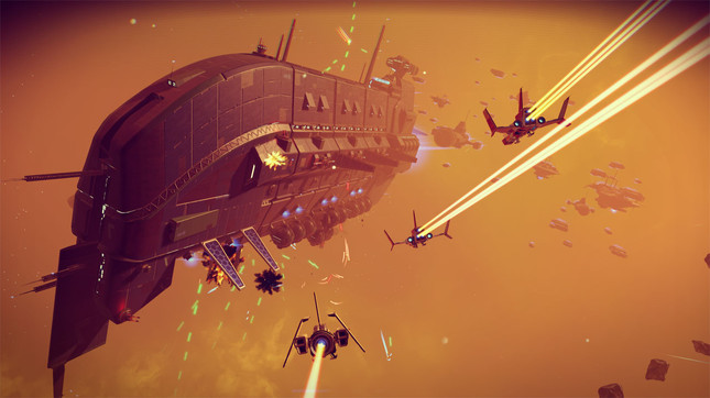 No Man's Sky cleared by Advertising Standards Authority