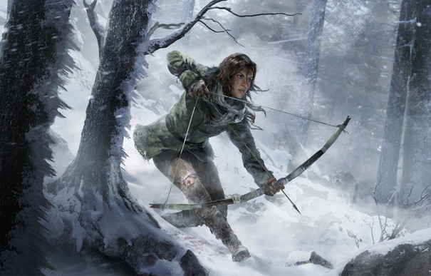 Xbox boss: We got Tomb Raider to battle Uncharted