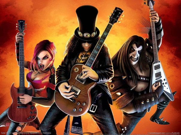 Guitar Hero, Band Hero, and DJ Hero DLC being taken offline next month