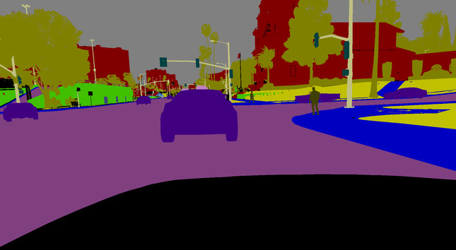 Grand Theft Auto could teach self-driving cars to see